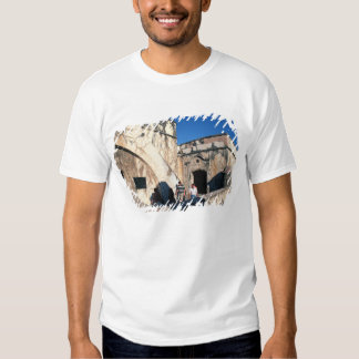 North America, Mexico, Veracruz. San Juan Ulua Tee Shirt