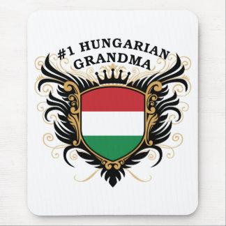 Number One Hungarian Grandma Mouse Pad