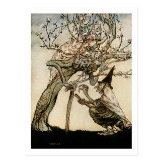 O Tree of Mine Postcard
