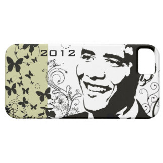 Obama Abstract 2012 iPhone 5 Cover