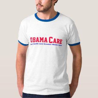 Obama Cares T-shirts
