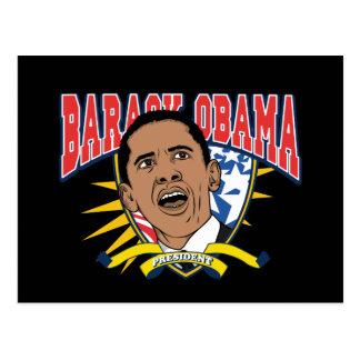 Obama Is President Postcard