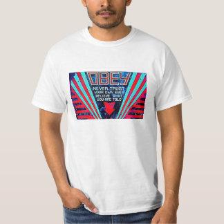 Obey! T Shirt