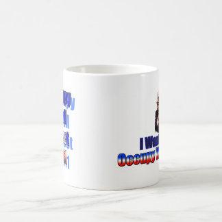 Occupy Wall Street 2011 Basic White Mug