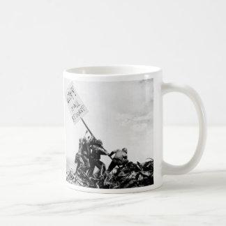 Occupy Wall Street Basic White Mug