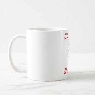 Occupy Wall Street - One Alternative Basic White Mug