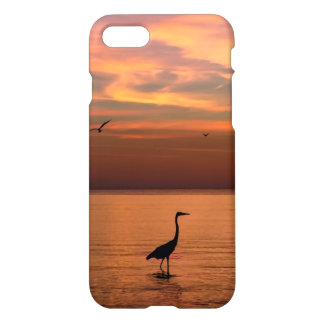 Ocean View at Sunset iPhone 7 Case