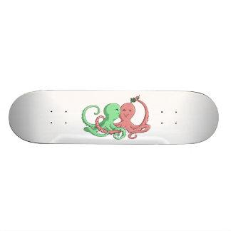 Octi Mistletoe Skate Board Deck