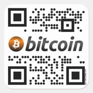 Official Bitcoin Business Sticker