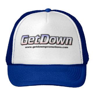 Official GetDown Trucker Hat