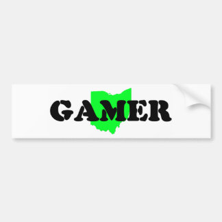 OhioGamerz's Ohio Gamer Bumper Sticker