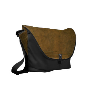 old leather book cover messenger bag