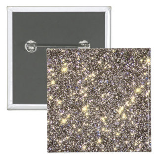 Omega Centauri - Space, Stars - STSci PRC01 33 15 Cm Square Badge