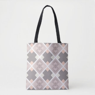 On trend Greige graphic tote Tote Bag