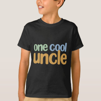 One Cool Uncle T-Shirt