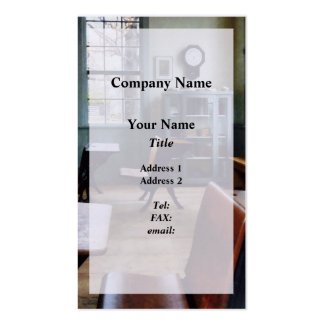 One Room Schoolhouse Pack Of Standard Business Cards