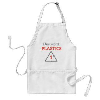 One word: Plastics Standard Apron