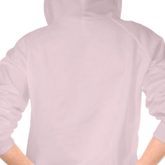 Oops!  I Adopted Another Cat!  Fleece Hoodie