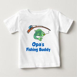 Opa's Fishing Buddy Tees