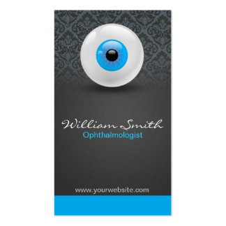 Ophthalmologist Pack Of Standard Business Cards