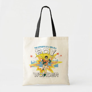 Opposite Of A Girl Budget Tote Bag