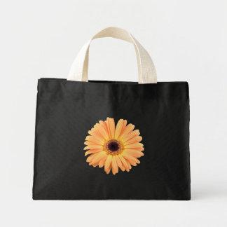 Orange Gerbera Mini Tote Bag