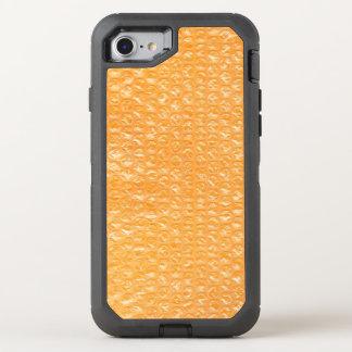 Orange Juice Pop Bubble Wrap Soda OtterBox Defender iPhone 7 Case