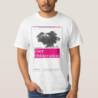 O'Really - Windows NT User Obliteration T-shirt