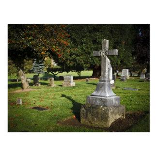 Oregon, Lake Oswego, Oswego Pioneer Cemetery 2 Postcard