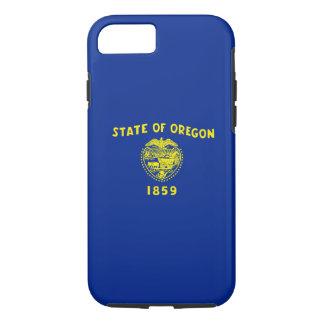 Oregon State Flag Design Decor iPhone 7 Case