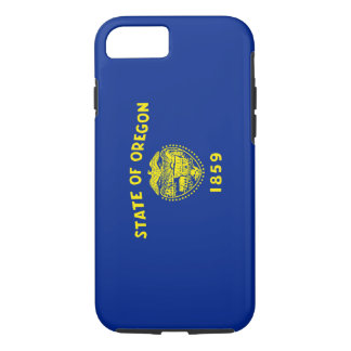 Oregon State Flag Design iPhone 7 Case