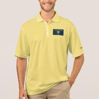 Oregon State Flag Polo Shirt