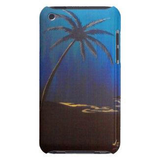 Original Palm Tree Silhouette Ipod Case
