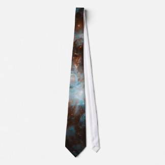 Orion Nebula from the Spitzer Space Telescope Tie