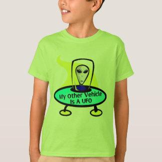 Other Vehicle UFO Tee Shirt