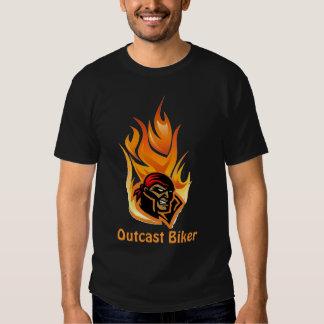 Outcast Biker Tshirts