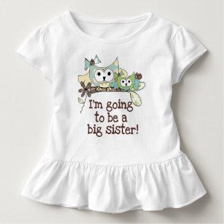 Owls Future Big Sister Shirts