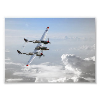 P38 Patrol Photograph