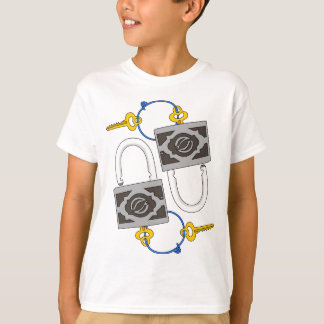 padlock tshirts