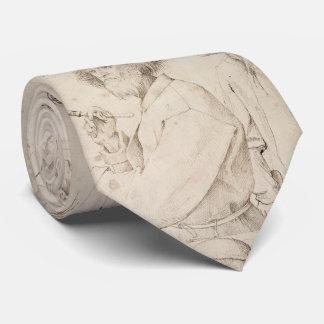 Painter and Connoisseur Pieter Bruegel Tie