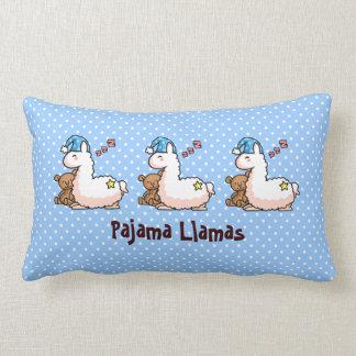 Pajama Llama Cushions