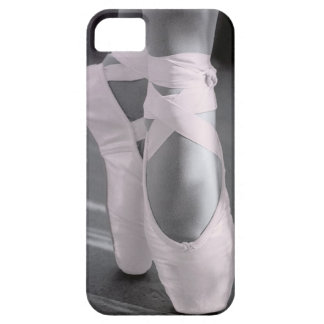 Pale Pink Ballet Shoes Case For The iPhone 5