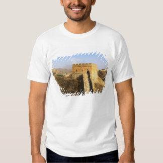 Panoramic view of Great Wall, China 2 T Shirts