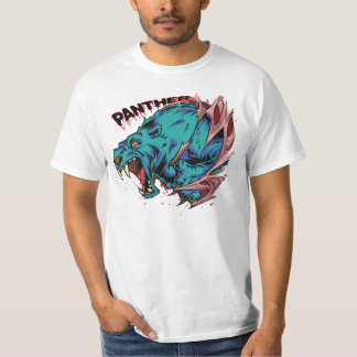 Panther Ripping T Shirts