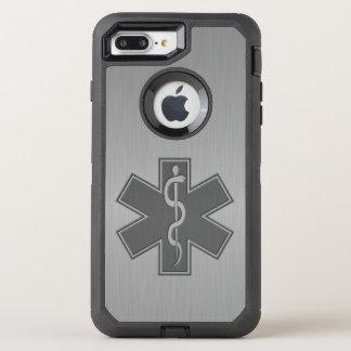 Paramedic EMT EMS Modern OtterBox Defender iPhone 7 Plus Case