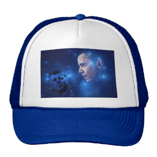 Passing of the Torch, John F. Kennedy Barack Obama Cap