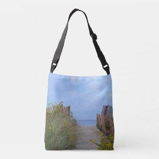 Path To The Beach Tote Bag