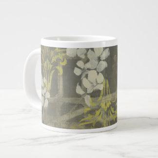 Patterned Blossom Branch I Jumbo Mug