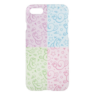 patterns with snakes iPhone 7 case