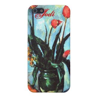 Paul Cezanne still life num 207 iPhone 5/5S Cases